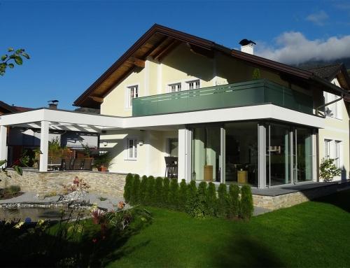 Zubau Einfamilienhaus in St. Johann/Pongau