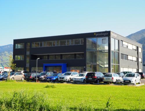 Bürohaus Prodinger Steuerberatung Zell am See